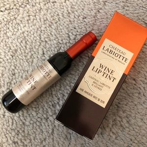 *3 for $20!!* Labiotte Wine lip tint OR01 NEW